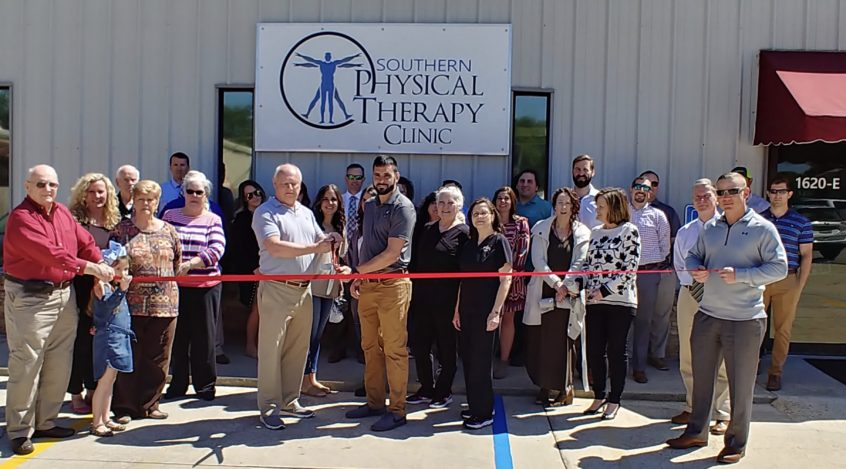 SOUTHERN PHYSICAL THERAPY – RIBBON CUTTING