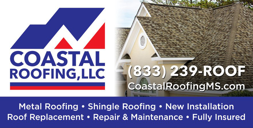 New Member – Coastal Roofing, LLC